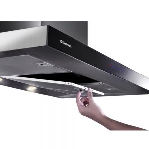 Campana Electrolux 90ct 90cm Ancho Inox/touch 3 Velocidades