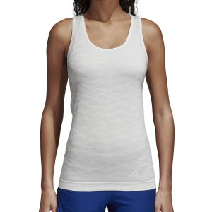 MUSCULOSA MUJER ADIDAS ULTRA PY W GRIS