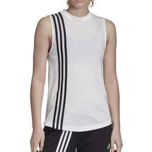MUSCULOSA MUJER ADIDAS MUST HAVES BLANCO