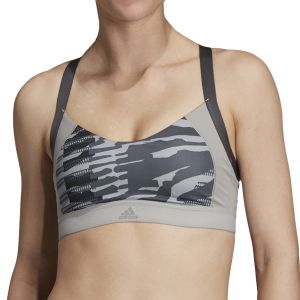 TOP MUJER ADIDAS ALL ME ITERATION BRA GRIS
