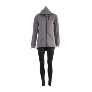 CONJUNTO MUJER TOPPER WMNS I GRIS OSCURO