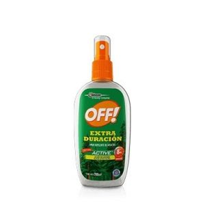 Repelente De Mosquitos Off Spray Extra Duracion x 200ml