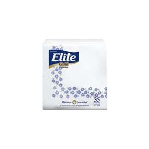 ELITE SERVILLETAS X35 GOLD DISEñO