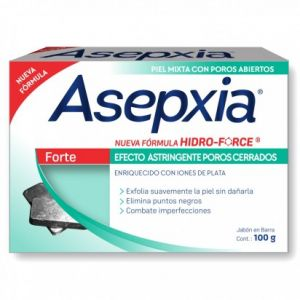 ASEPXIA JABON FTE.X100