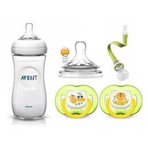 AVENT COMBO NATURAL MIXTO +18