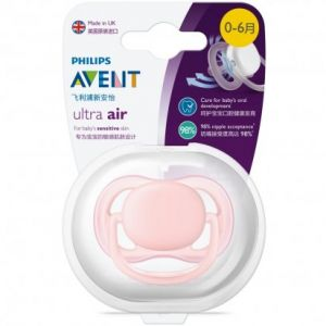AVENT CHUPETE ULTRA AIR X1 0-6NENA