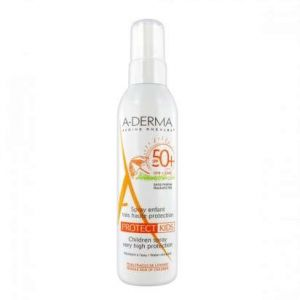 ADERMA PROTECTOR SOLAR FACTOR 50 KIDS X200 SPRAY