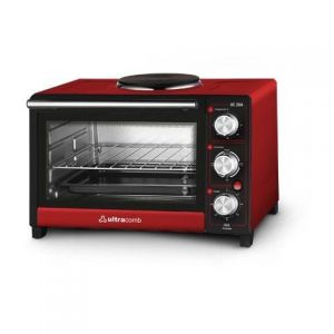 HORNO ELECTRICO ULTRACOMB UC28A 28 LTS CON ANAFE SUP.