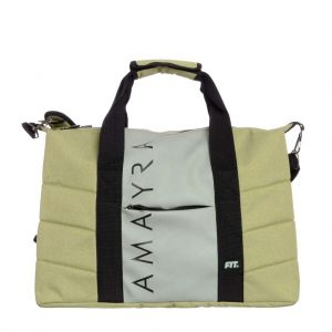 Bolso Deportivo Amayra Fit 16359 color  Verde