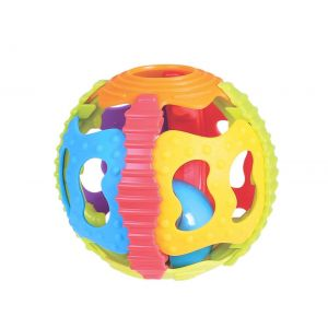 PLAYGRO PELOTA DE JUEGOS  SHAKE RATTLE AND ROLL BALL