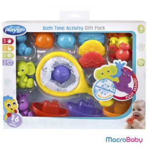PLAYGRO Bath Time Activity Pack