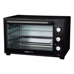 Horno Eléctrico Kanji 28lts 1600w Grill He28006s