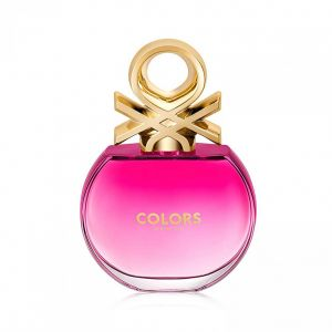 Benetton Colors Pink Edt 80 Ml