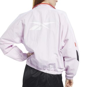 CAMPERA MUJER ROMPEVIENTO REEBOK MEET YOU THERE