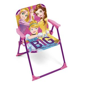 Silla Plegable Princesas Jardin Spiderman Disney Marvel