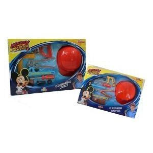 Kit De Herramientas Con Casco Mickey And The Roadster Racers