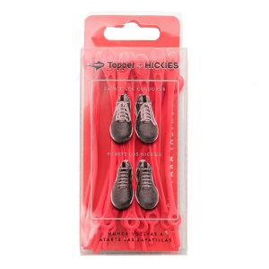 Cordones Hickies Topper Pack x 12 Co