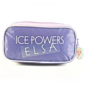 Portalapices Frozen Ice Power Violeta Doble