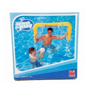 Inflable Arco Y Pelota Waterpolo