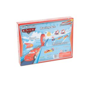 Cars Racing Set Con Lanzador Ditoys
