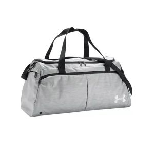 BOLSO MUJER UNDER ARMOUR W UNDENIABLE M PLATEADO