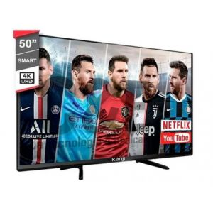 "SMART TV 50"" 4K KANJI KJ50ST005"