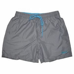 SHORT HOMBRE FLASH SHORT.BAÑO FASHION  GRIS TURQUES