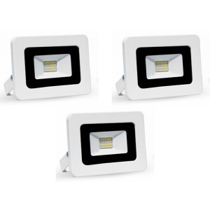 COMBO X 3 REFLECTORES LED 10 W SANDERSON
