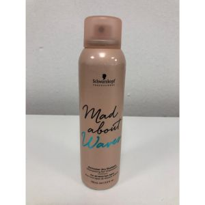 Schwarzkopf Mad About Waves shampoo seco