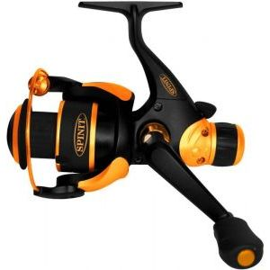 Reel Frontal Spinit Phanter 30 6 Rulemanes Carrete Grafito