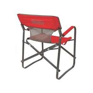 Silla Plegable Director Camping Coleman Steel Deck