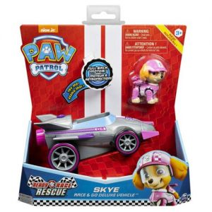 Vehiculo Deluxe Paw Patrol Sky- Juguetes Cachavacha
