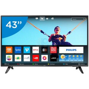 Tv Led 43 Smart Fullhd Philips 43pfg5813/77 84-370