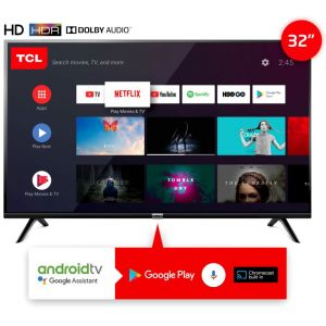 "Smart Tv 32"" HD L32S6500 Con Android TCL"