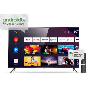 "Smart Tv 50"" 4K Ultra HD L50P8M Con Android TCL"
