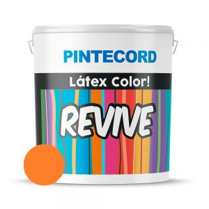 PINTURA LÁTEX INTERIOR LAVABLE REVIVE URITORCO PINTECORD